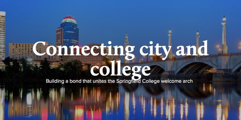 Connecting city and college
