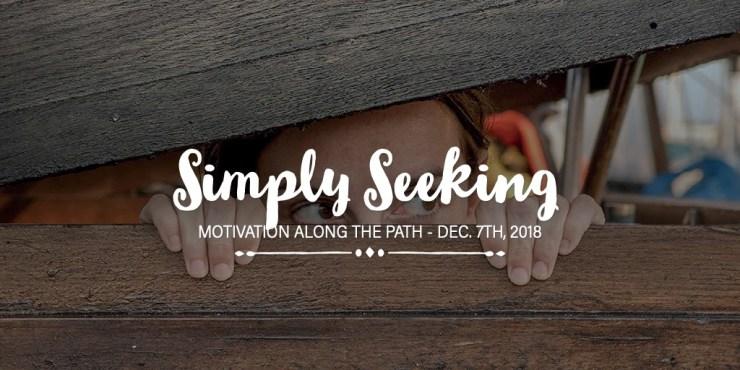 Simply Seeking