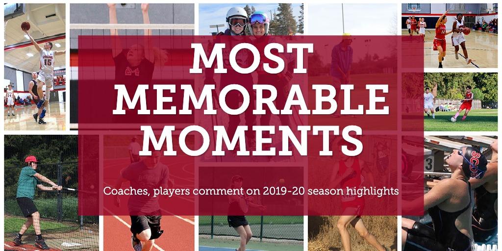 Most Memorable Moments