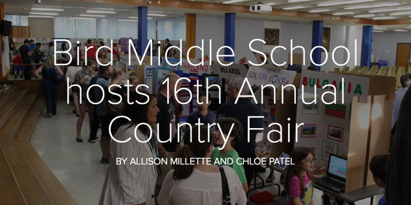 Bird Middle School hosts 16th Annual Country Fair