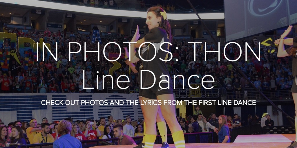 IN PHOTOS: THON Line Dance