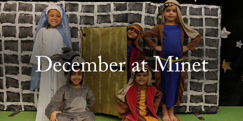 December at Minet