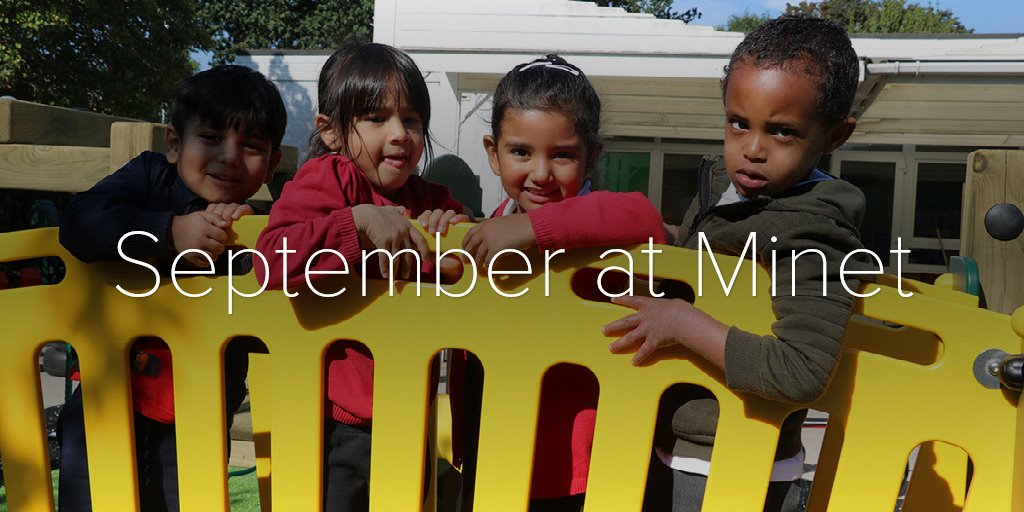 September at Minet