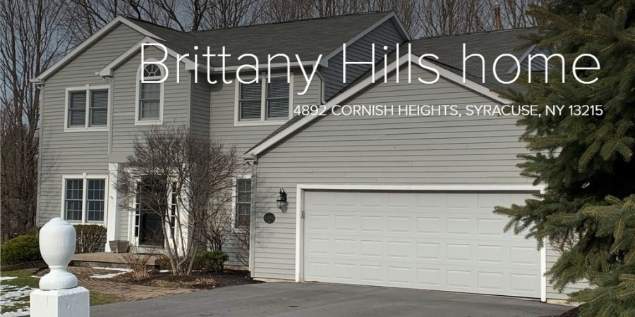 Brittany Hills home