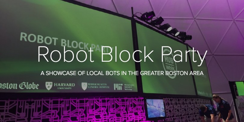 Robot Block Party