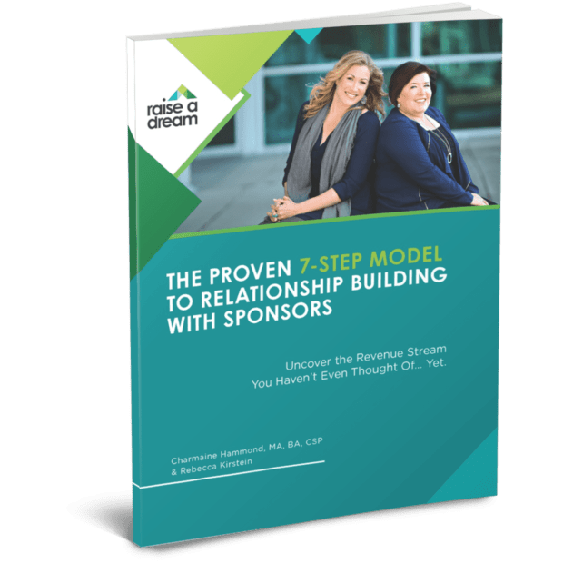 FREE EBOOK: The Proven 7-Step Model to Relationship Building with Sponsors