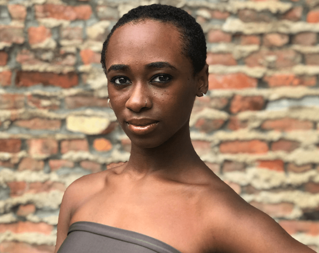 Dancer Chanel Howard questioned the idea of running rehearsals in the middle of 2020's summer of social unrest.