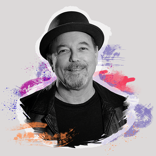 Ruben Blades on Spark & Fire, illustrated by Kelsie Capitano