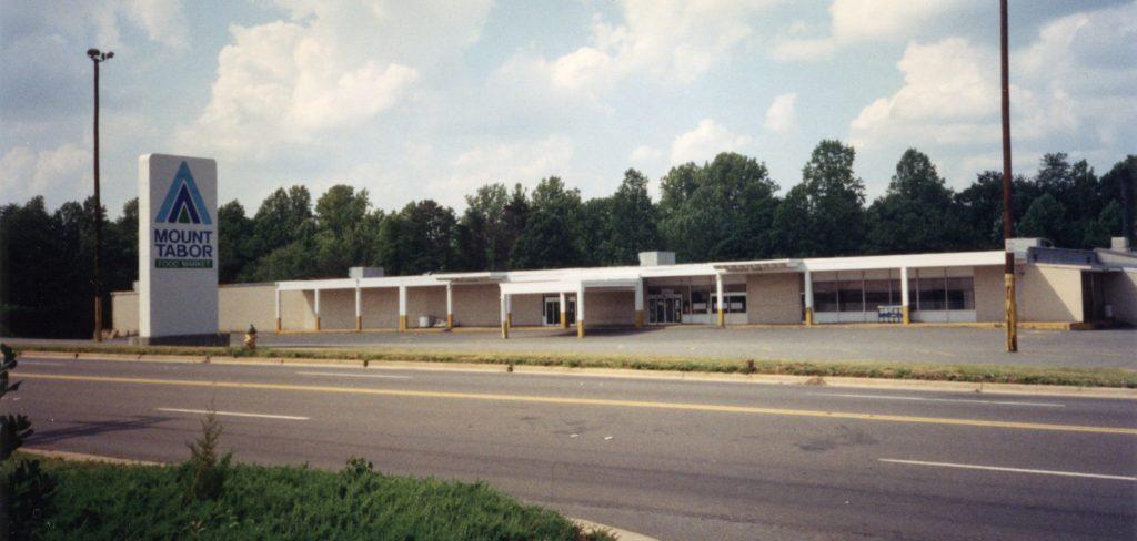 The Mt. Tabor supermarket in Winston-Salem, NC