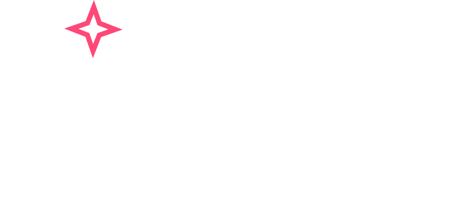 Sparkswell Logo with Pink Star
