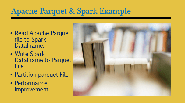 Read and Write Parquet file from Amazon S3