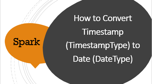 PySpark to_date() – Convert Timestamp to Date