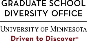 Graduate School Diversity Office at the University of Minnesota