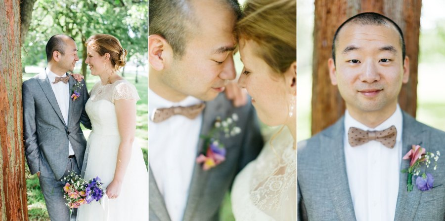 green lake wedding photography