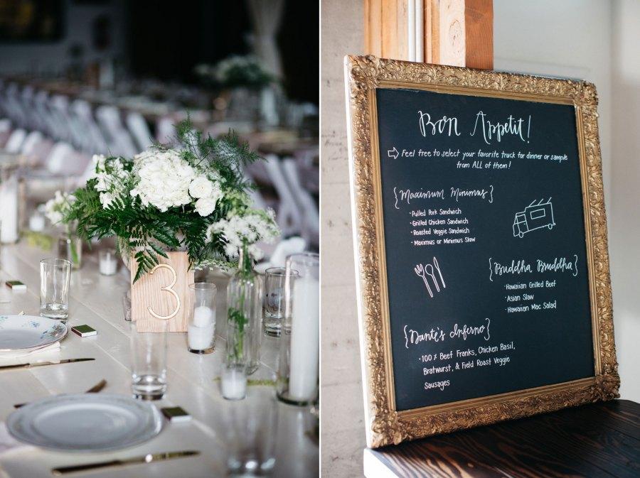 wedding reception within sodo seattle
