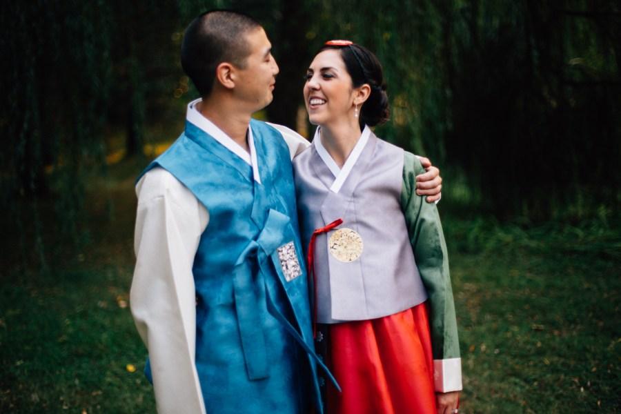 korean ceremony wedding seattle