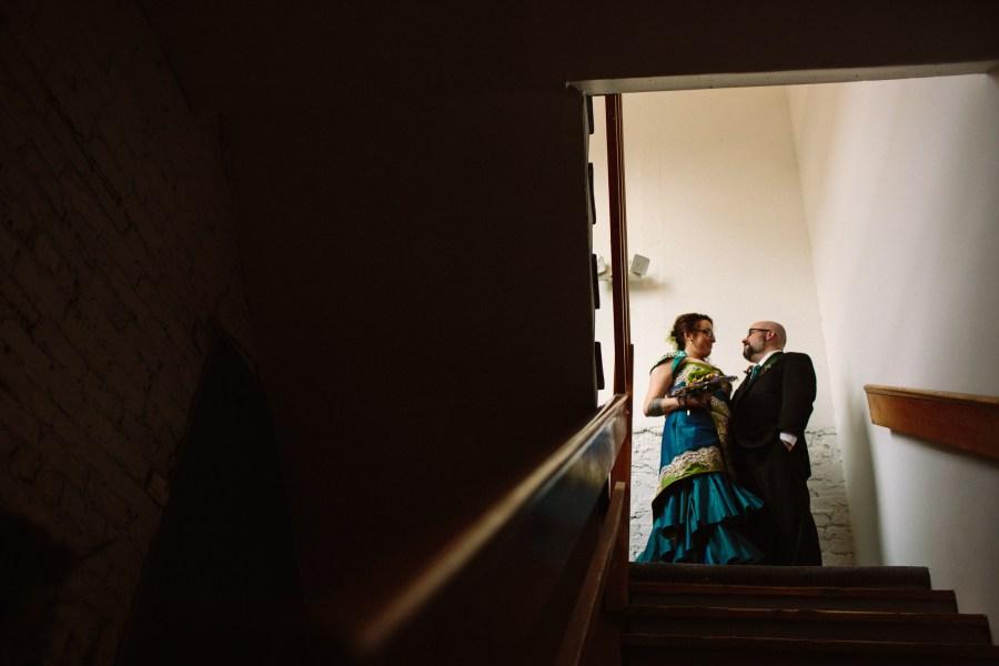 annex theater wedding photos