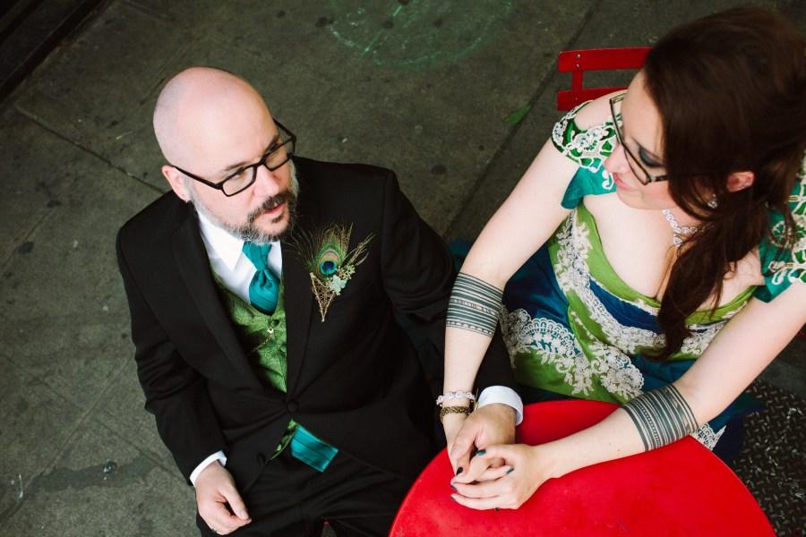 capitol hill wedding portraits