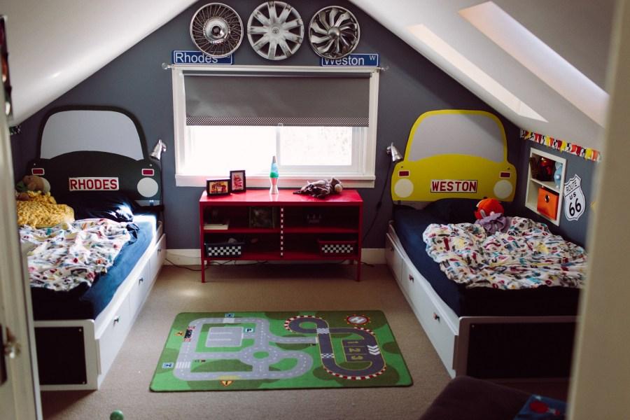 kids room photos seattle