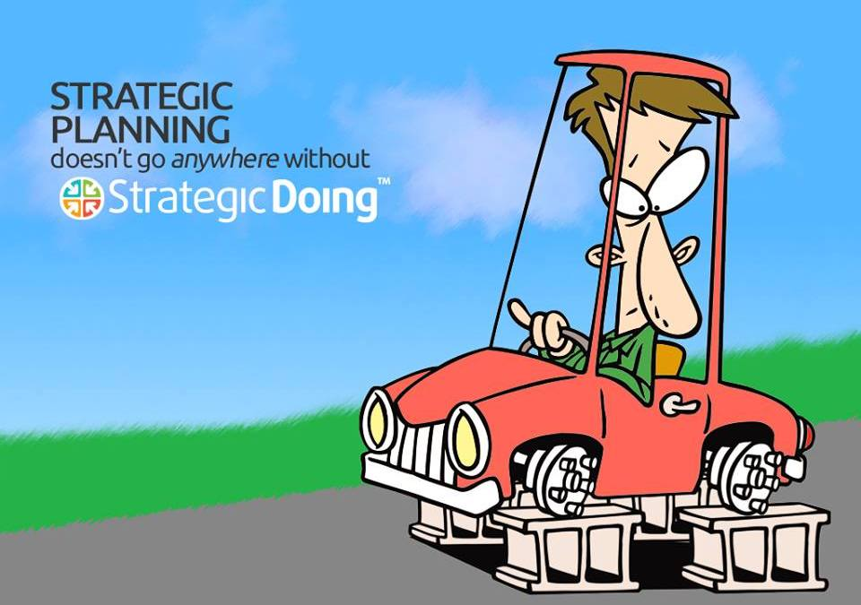 Strategic Doing: Ed Morrison Keynote