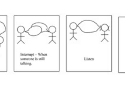 Understanding the Unwritten Rules – Comic Strip Conversations™