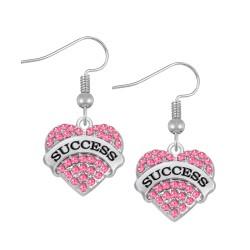 success earrings