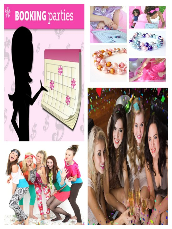 book your party collage 2