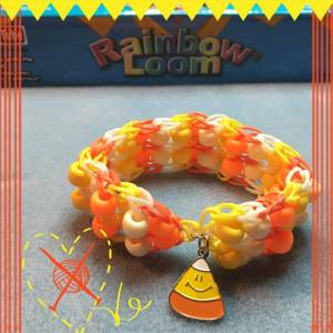 candy-corn-double-bead-ladder-cuff