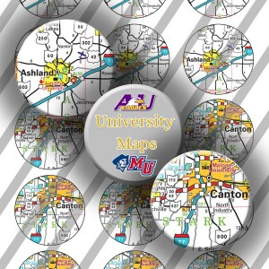 Ohio University Maps 5 Preview- Ashland, Malone- 1 in