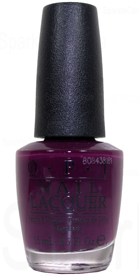 OPI Kerry Blossom By OPI NLW65 Sparkle Canada One Nail Polish Place