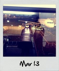 Polaroid. Mar 13