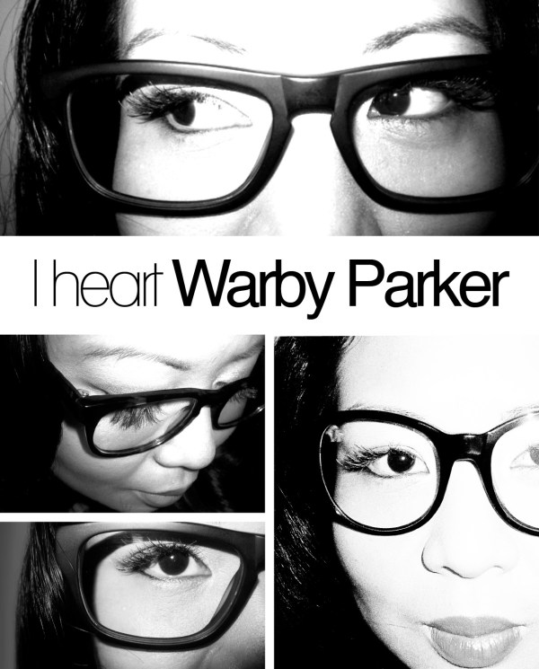 I heart Warby Parker