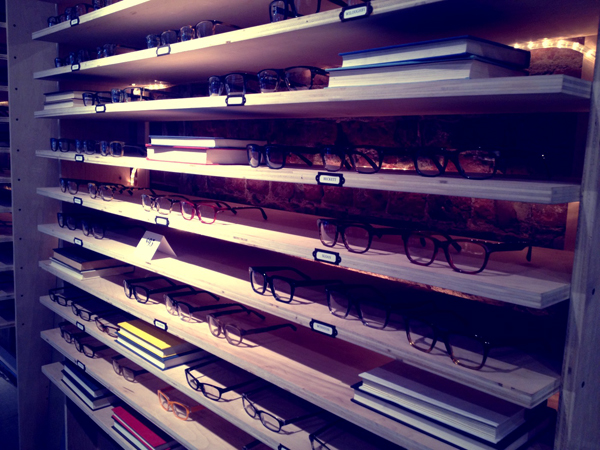 New York. Warby Parker