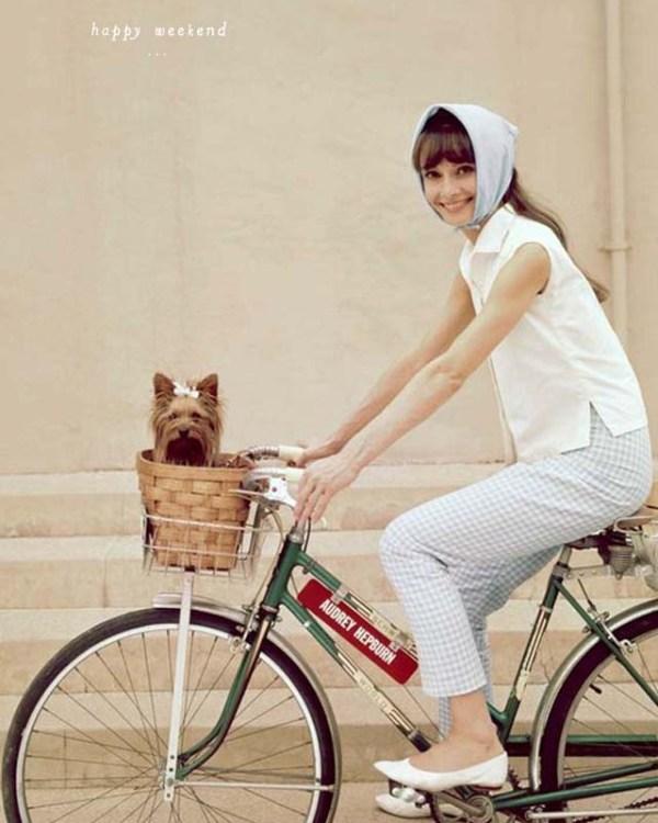 Audrey Hepburn can do no wrong