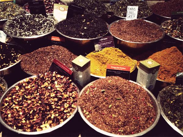 New York. Chelsea Market