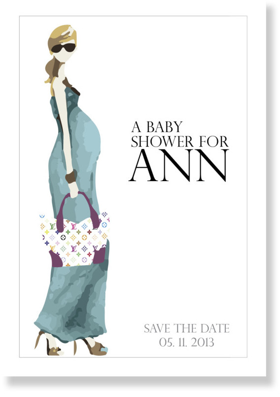 A baby Shower for Ann...