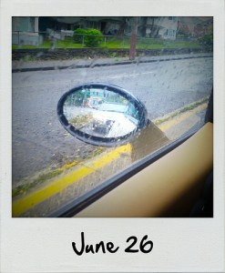 Polaroid | June 26