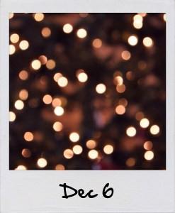 Polaroid | Dec 6