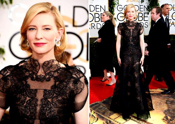 Best Dressed. Golden Globes