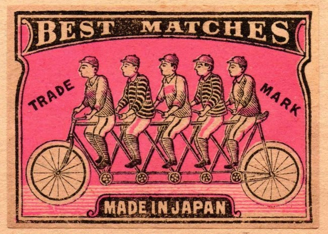 Japanese Matchbook