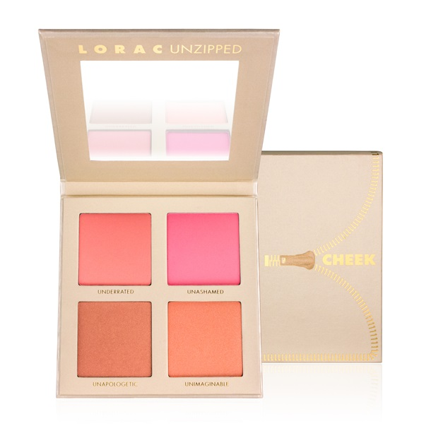 Lorac Unzipped Cheek Palette
