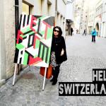 Grüezi Switzerland