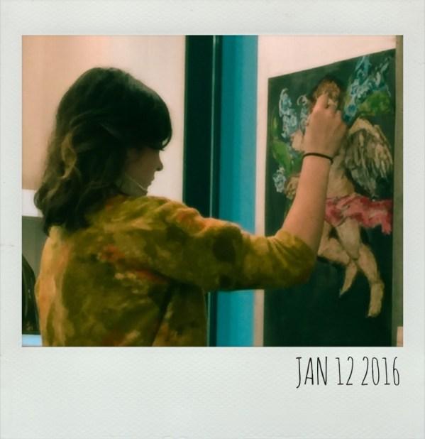 Polaroid Jan 12