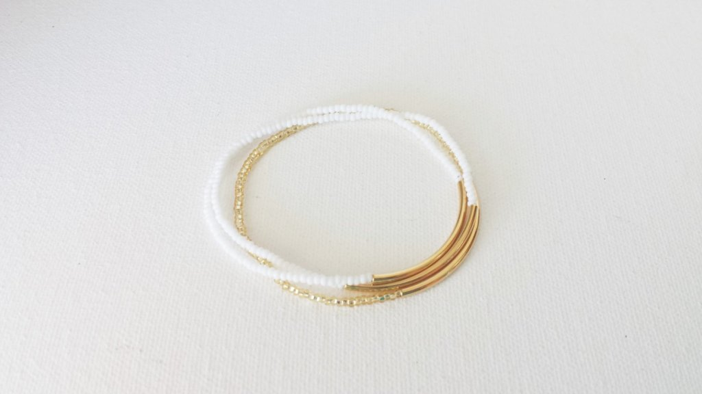 StephanieMartinCo stretch bracelet
