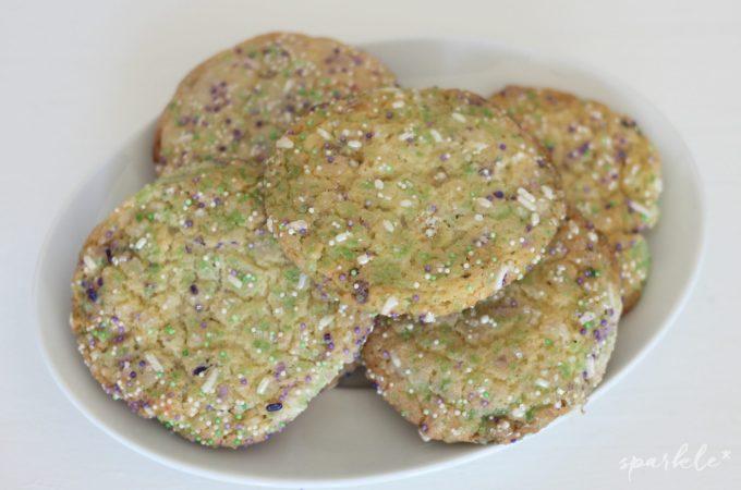 Sprinklefetti Sugar Cookies