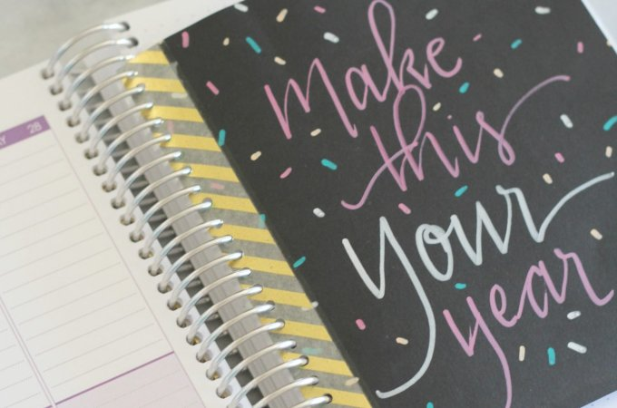 How To Add Pages To A Spiral Bound Planner