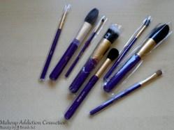 sparkleoflight makeup addiction beautybyjj beauty by jj brush set face eyes