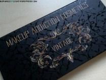 sparkleoflight makeup addiction vintage palette review eyeshadow