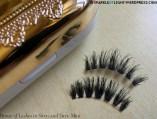 sparkleoflight mini collection house of lashes review false lashes fake falsies hol comparison review