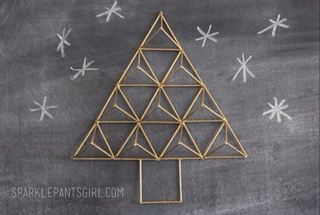 Geometric Christmas Tree